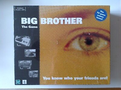 Big Brother, family board game, BRAND NEW SEALED FROM THE TV SHOW