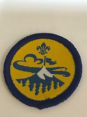 Imagination Activities UK Scouts Pre 2015 Beaver Activity Badge