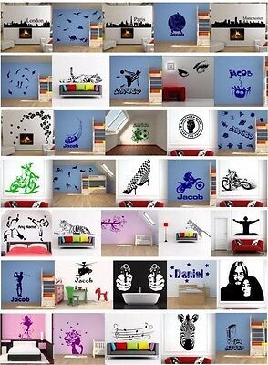 Vinyl Wall Art - Eps Vector Cut Images - 1000s Files/Full Collection. Sports etc