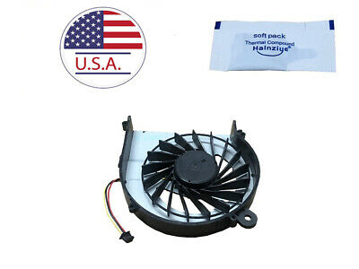 New For HP g7-2250nr g7-2296nr g7-2234ca g7-2246nr g7-2298nr CPU Fan with grease
