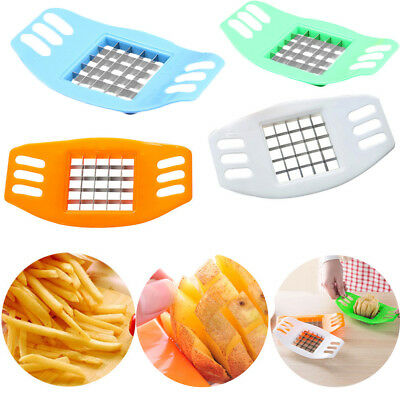 Practical Vegetable Potato Slicer Cutter Chopper Chip Making Carrot Cutting Tool