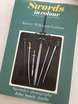 Swords In colour, History Of Sword Book