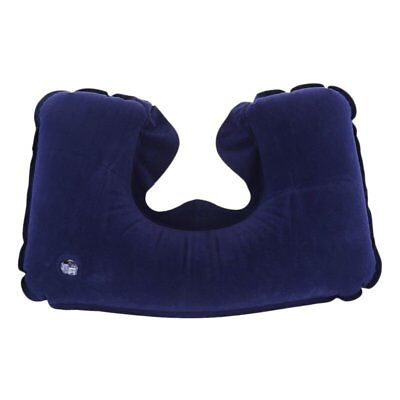 Inflatable Adjustable Travel Pillow with Soft For Head And Neck L3P3
