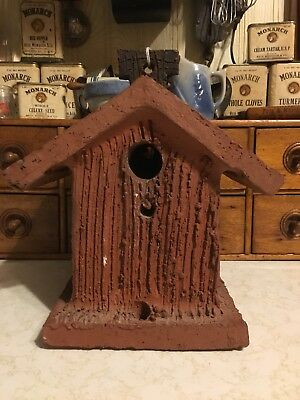 White Hall Tile Birdhouse