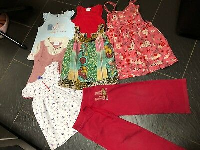 Next Reebok Jasper Conran Rjr Bluezoo 5-6 Years Shorts Tops Dress X 15 Bundle (L