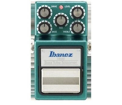 Ibanez TS9B Bass Tube Screamer NEW Distortion Guitar Effects Pedal