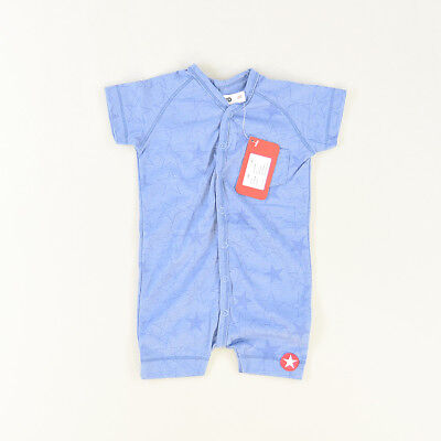 Pelele color Azul marca Kik Kid 18 Meses  512714