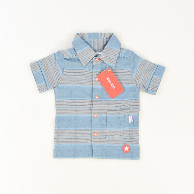 Polo color Azul marca Kik Kid 18 Meses  512716