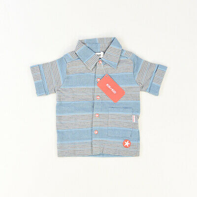 Polo color Azul marca Kik Kid 12 Meses  512717