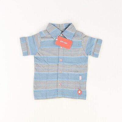 Polo color Azul marca Kik Kid 24 Meses  512718