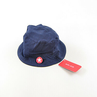 Gorro color Azul marca Kik Kid 9 Meses