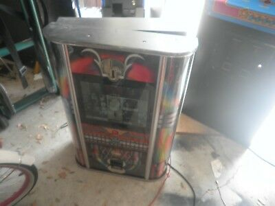 1 ami rowe nsm juke wall  box working 100%  not for home uses can part it out