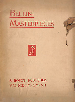 Masterpieces by Bellini