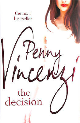 The Decision by Vincenzi, Penny