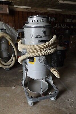 Lavina V-25 Dust Collection System - USED - 115V - Good Working Condition
