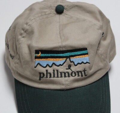 Boy Scouts of America Official Philmont Cap, 75th Anniversary, Indian Waters SC