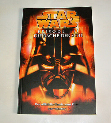 Dino Star Wars Sonderband 2005 Episode III Die Rache der Sith Comic Book top!