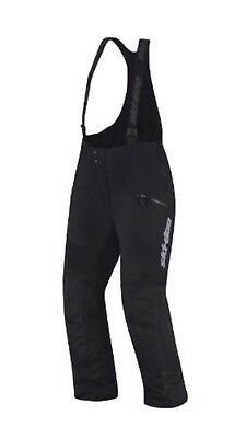 Bnwot Ski-Doo X-Team Pants Pant Bib Black X-Small Snowmobile