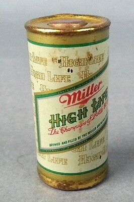 Vintage Can bottle opener Miller High Life