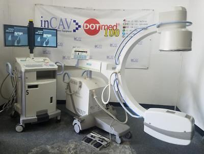 SIEMENS Arcadis Avantic C-Arm (2009) Vascular - Second Generation