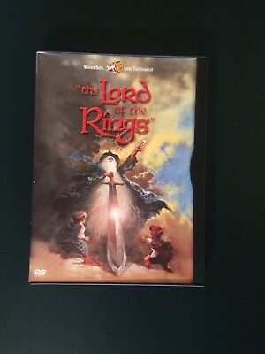 "The Lord Of The Rings Original Animated Movie ""DVD"""