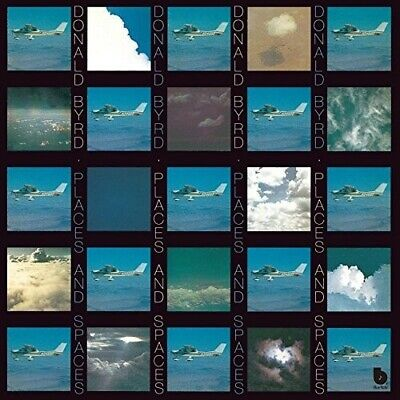 Places & Spaces - Donald Byrd (CD New) 4988031285763