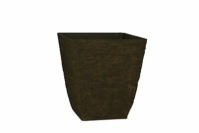 """Stone Light Antique AK Series Cast Stone Planter (Pack of 6), 10.5 by 11"""""""