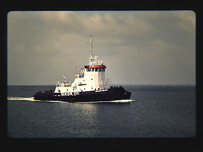 Original slide  Tractor Tug  WINSLOW C. KELSEY at Tampa, FL.  4-30-99