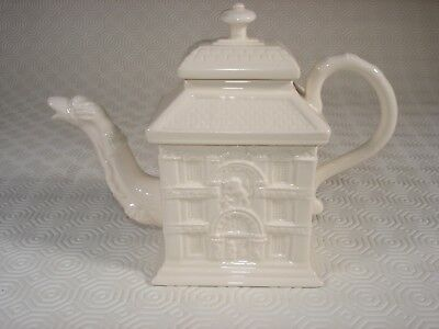 Royal Creamware -  The Victoria & Albert Teapot Collection (seconds)