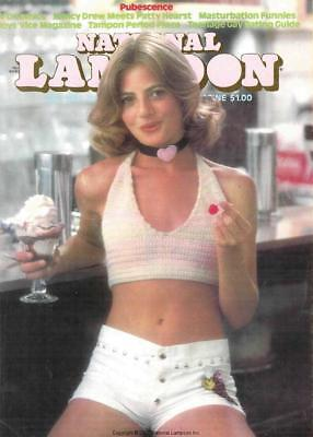 NATIONAL LAMPOON MAGAZINE 246 ISSUES in PDF format on DVD 1970-1998