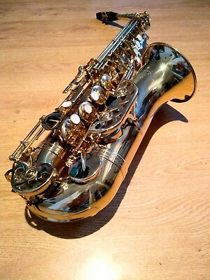 MAKE OFFER!- Buffet Crampon - French - WATCH VIDEO- Alto Saxophone- Sounds Great