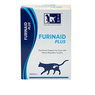 Furinaid Plus 200ml Urinary Supplement for Cats - Fast Delivery