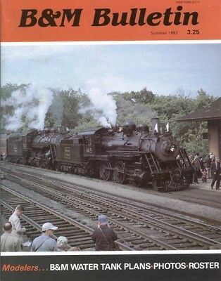 B&m Bulletin,v12#4:portsmouth,great Falls & Conway Rr;eng Water;a West End Rail!