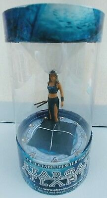 Stargate Atlantis Pewter Figurines Teyla Emmagan