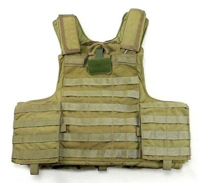 Eagle Industries SFLCS MJK Khaki MARCIRAS Vest Small SEAL NSW MBAV CIRAS SF
