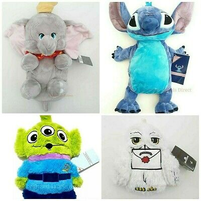 Hot Water Bottle / Microwaveable Disney Primark Thumper Dumbo Hedwig Eeyore