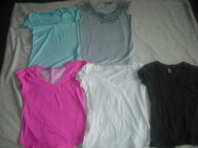 Womens Lot 5 Gap American Eagle Tops Shirts Size XS Extra Small