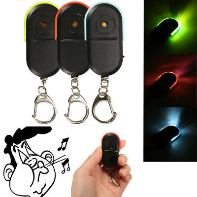 Wireless 10m Anti-Lost Alarm Key Finder Whistle Sound Things Tracker WB1