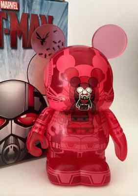 Disney Vinylmation - Marvel Antman Eachez  - Red Shrinking Ant Man VARIANT