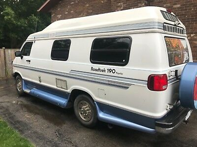 1996 Roadtrek 190 Popular - Dodge 3500 with 52,000 ORIGINAL KM (33,000 Miles)