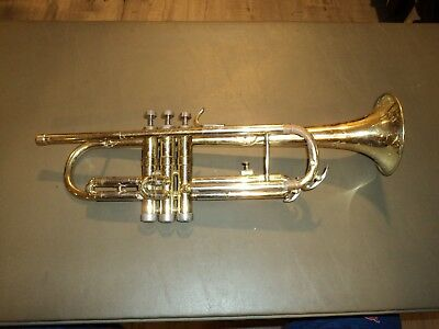 Vintage Conn Shooting Stars Student Trumpet School Band USA *No Mouthpiece/Case*