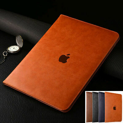 """Luxury Leather Case Stand Smart Cover For New iPad 6th Gen 9.7"""" 2018 A1893 A1954"""