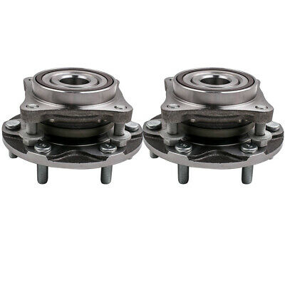 Front Wheel Hub Bearing Assembly for TOYOTA TACOMA (4WD 4X4) 2005-2013 (PAIR)