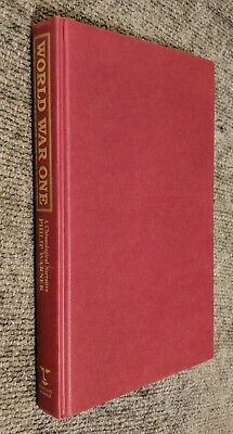 World War One: A Chronological Narrative By Philip Warner! WWI Military History