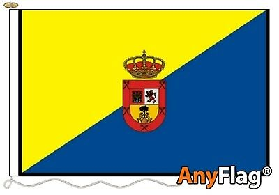 Gran Canaria Custom Made To Order Various Flag Sizes