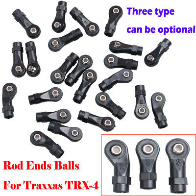 Angled 10 Degrees 8 Offset Standard Rod Ends For TRX-4 Traxxas1//10 RC 4 10