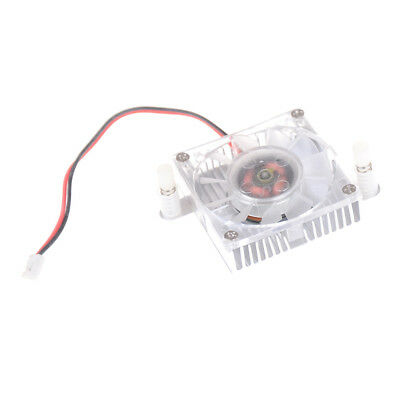 40mm Aluminum 2pin GPU VGA Video Card Heatsink Cooler Cooling Fan HoleSize55mm``