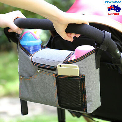Baby Stroller Bag Storage Infant Carriage Pram Buggy Organizer Holder Waterproof