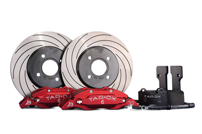 Tarox Front Brake Kit Sport Compact 280mm Ford Fiesta Mk6 excl ST150