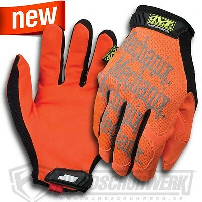 Handschuhe Mechanix Safety Original SMG-99 Logistik Sicherheit Streckenposten